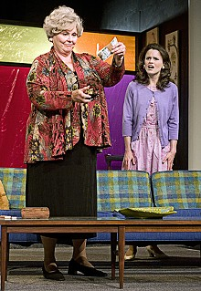 JOHN LAMB - Garden, variety: Donna Weinsting and Julie Layton in Stray Dog's Everything in the Garden.
