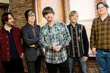 J. WAGNER & S. WAUGH - Son Volt: As American as apple pie, baseball and St. Louis itself.