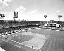 SPORTING NEWS ARCHIVES/ZUMA PRESS - Sportsman's Park