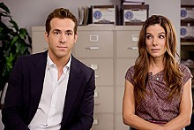 Wedded miss: Ryan Reynolds and Sandra Bullock in The Proposal.