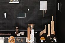 Bruce Burton: Observation and Formulation installation view.