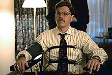 The talented Mr. Whitacre: Matt Damon stars as a puffed-out Informant!