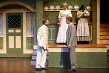 STEWART GOLDSTEIN - Success: Each character rises to the occasion in this rarely staged show.