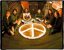 Black Crowes: Last place that peace lives.