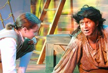 St. Louis Shakespeare sets sail for Treasure Island.
