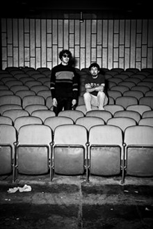 Japandroids: Alone in a crowd.