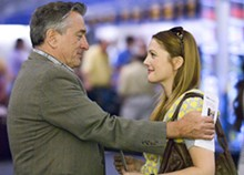 Family, untied: Robert De Niro and Drew Barrymore not so great in Everybody's Fine.