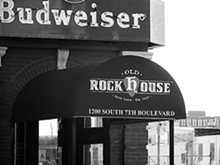 ANNIE ZALESKI - After a two-week closure in January, expect some new changes at the Old Rock House.
