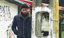 MARIUS PANDURU - Cop gone to pot: Dragos Bucur in the award-winning Police, Adjective.
