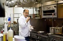 JENNIFER SILVERBERG - Peru to the 'Lou: Mango owner Jorge Calvo has opened a downtown location.