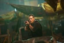 Matt Damon in the Green Zone.