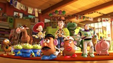 Toys will be toys: A bunch of old favorites meet their maker in Toy Story 3.