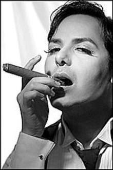 Sometimes a cigar isn't just a cigar, eh, Jade?