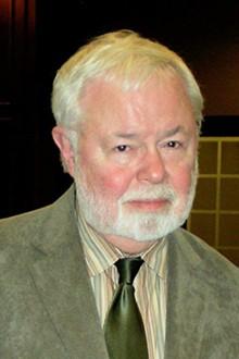 Playwright, reporter, biographer Ron Powers.