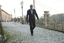GILES KEYTE - The good American: George Clooney stars in Anton Corbijn's latest.