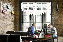 JENNIFER SILVERBERG - The Stable corrals ales from all over the world into one of the city's best beer lists.