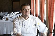 JENNIFER SILVERBERG - Chef Josh Galliano reigns over Monarch's kitchen with a deft hand.
