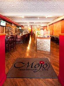 JENNIFER SILVERBERG - Mojo risin': Eric Erhard's Mojo brings a new tapas experience to South Grand. See more photos from Mojo Tapas Restaurant & Bar.