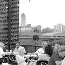 JENNIFER  SILVERBERG - Food with a view: Vin de Set's rooftop makes for wonderfully scenic dining.