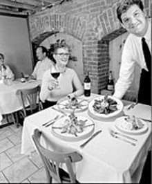 STEFAN  HESTER - The staff at Oliver's is committed to providing a pleasant dining experience.