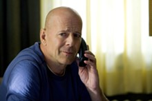 Bruce Willis in Red
