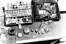 FBI evidence photos document bombmaking supplies found in a Weather Underground safe house in the Nob Hill neighborhood of San Francisco in 1971.