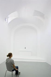 RICHARD SPRENGELER - Jill Downen's (dis)Mantle, - installation view.