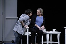 JERRY NAUNHEIM JR - Evan Jonigkeit and Kathleen Turner in the Rep's High.