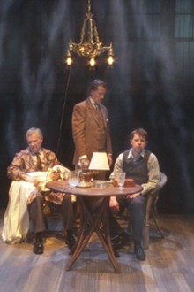 JOHN LAMB - Family portrait: Eugene O'Neill's family isn't shown in the best light at Muddy Waters.