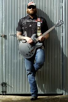 Kyle Turley: Hard-hitting music.