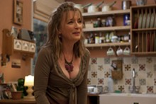 SIMON MEIN - Lesley Manville in Mike Leigh's Another Year.