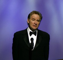 GERRY LOVE - Tony Award winner Kevin Kline came to St. Louis for the first Kline awards ceremony.