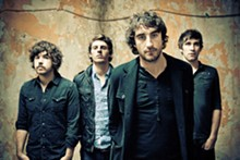 DARA MUNNIS - The Coronas: U2 who? These Irish rockers are making a name for themselves.