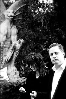 The Dex Romweber Duo: It's rockabilly-a- - go-go.
