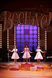 JERRY NAUNHEIM JR - Kristin Maloney, Jennie Harney and Jessica Waxman in Beehive The '60s Musical.