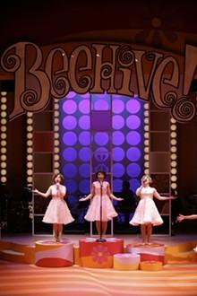 JERRY NAUNHEIM JR - Kristin Maloney, Jennie Harney and Jessica Waxman in Beehive The '60s Musical.