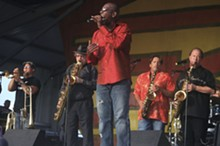 MIKE EWEN - Tower of Power has been the brass voice of popular music for more than 40 years.