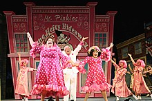 LARRY PRY/THE MUNY - Hairspray's a big finish for the Muny season.