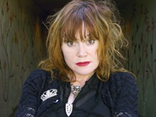 J. EDGE - Exene Cervenka: The new Somewhere Gone was produced with lots of Missouri love.