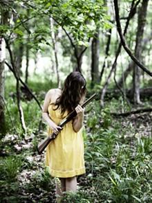 JENNIFER SILVERBERG - Model: Megan DeGonia