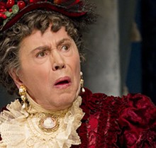 JOAN MARCUS - The Importance of Being Earnest goes from the stage to the screen this week and next.