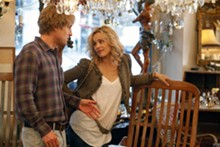 Owen Wilson and Rachel McAdams in Midnight in Paris.