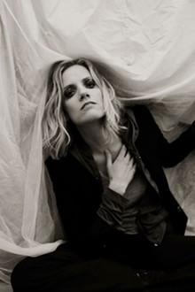 HEIDI ROSS - Katie Herzig formed her first band as a student at the University of Colorado.
