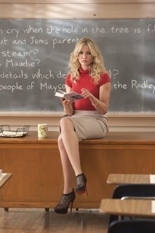 "GEMMA LAMANA - Cameron Diaz stars in Columbia Pictures' comedy ""Bad Teacher."