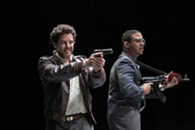 KEN HOWARD - Terror on board: Opera Theatre awes in the gripping, rarely staged Death of Klinghoffer.