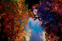 Florence + the Machine is experiencing incredible mainstream success, eccentricities and all.