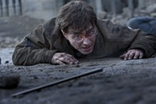 JAAP BUITENDIJK - The end of an era: Daniel Radcliffe in Harry Potter and the Deathly Hallows: Part 2.