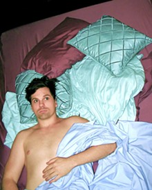 Songs from an Unmade Bed: Justin Ivan Brown is up all night.