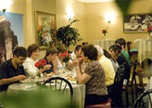ROBERT BOSTON - Simply satisfying: Grand Mediterranean Kabob Café offers comfort food, Persian-style.