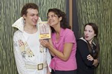 DAN DONOVAN - Clayton Fox, Nancy Bell and Chelsea Serocke in End Days